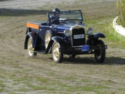 Jason Jurasovich 1930 Roadster Pickup at the Speed event at Greymouth..JPG
