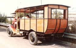 The North Island Model A Ford Club 1930 AA Bus as yet to be finished in 1979, first coloured Brown, later Red..jpg