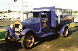 Cadbury NZ the local chocolate manufacturer produced a range of model cars to promote their brand,.jpg