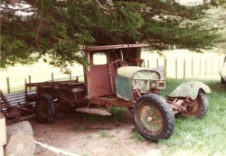 Paul Smith retrieved this early AA Truck from near his family home in 1985..jpg