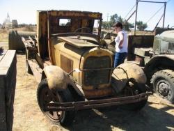 An AA Truck for sale at a Machinery Auction near Lodi California..jpg