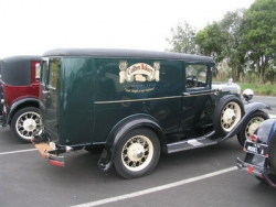 Bruce & Colleen Smith from Auckland. 1930 Bakers Delivery Van..jpg